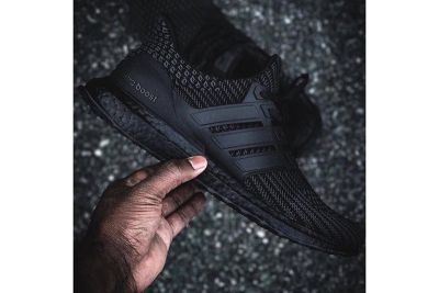 A More Detailed Look at the Upcoming adidas UltraBOOST 4.0 'Triple Black'