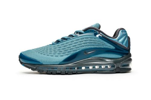 """Nike Wraps Air Max Deluxe in """"Celestial Teal"""""""