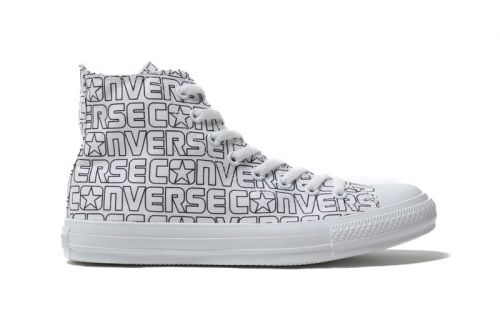"Converse Japan Drops Customizable DIY Chuck Taylor All-Star ""Nurie"""