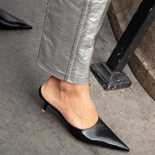 23 Fall Mules to Wear With Your Jeans All Season Long