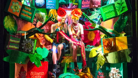 Ring In The Holidays With These Spectacular New York City Department Store Windows