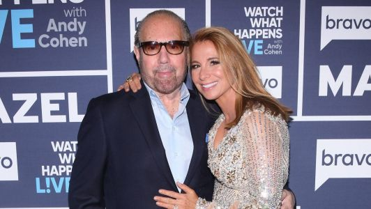Jill Zarin Pays Tribute To Late Husband Bobby On The 1-Year Anniversary Of His Death