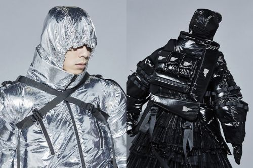 """WISDOM® Explores Outer Space in Fashion With """"Nothing"""""""