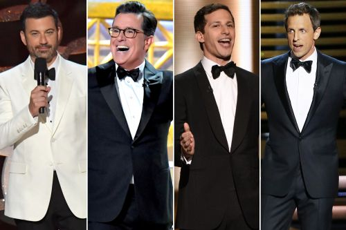 10 of the best Emmys monologue jokes by hosts through the years