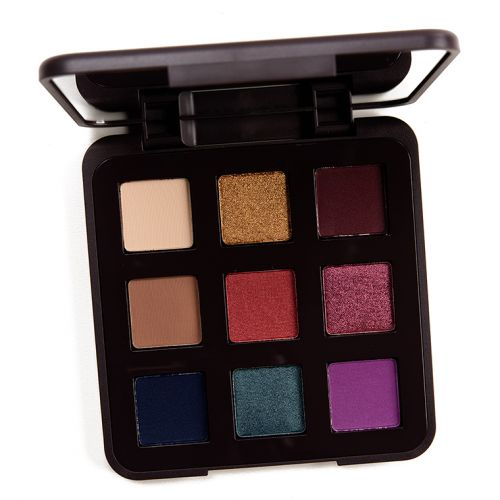 Viseart Libertine Eyeshadow Palette Swatches