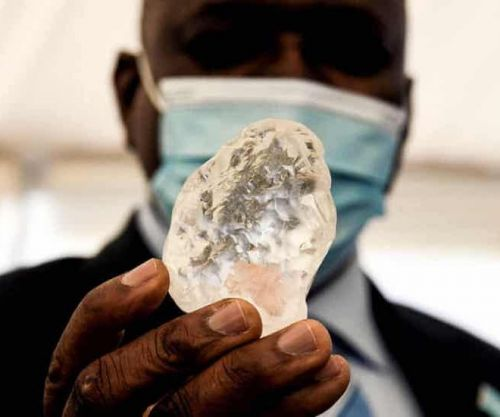World's Third Largest Diamond Unearthed
