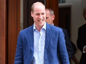 Prince William Just Spoke For The First Time Since Welcoming His Third Child