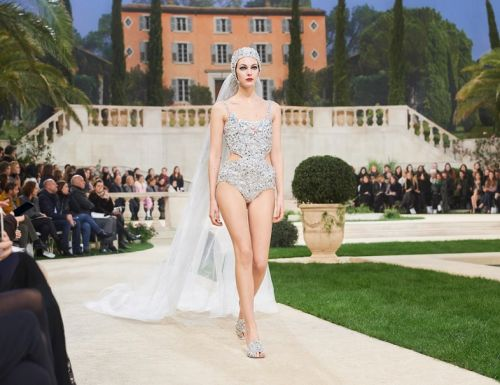 What You Need to Know About Chanel's 18th-Century Inspired Couture Show