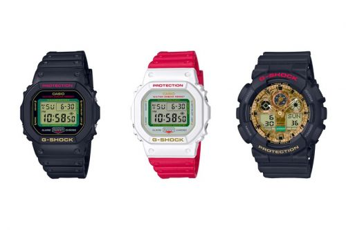 BlackEyePatch & G-SHOCK Look to the Makeni-Neko for Latest Watch Capsule