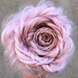 These Gorgeous Braided Rose Hairstyles Are Easier to DIY Than You May Think