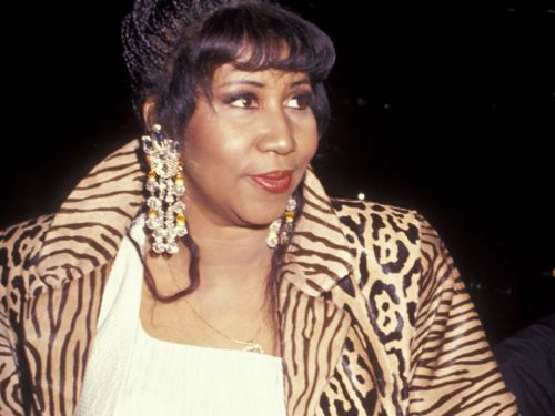 Aretha Franklin Was Calling For Diversity In Fashion In The '80s