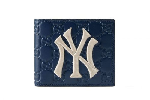 Gucci Celebrates the NY Yankees With Latest Wallet Release