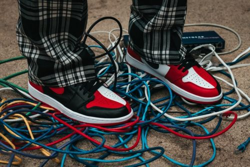 """Air Jordan 1 Retro High OG """"Homage to Home"""" Stars in New Notre Editorial"""