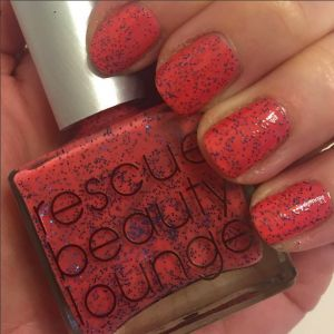 My Latest Mani: Rescue Beauty Lounge Refined and Polished from the Bloggers 3.0 Collection