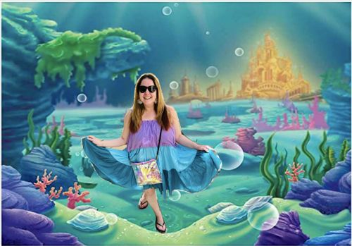 Having a Little Fun for MermaidMonday!