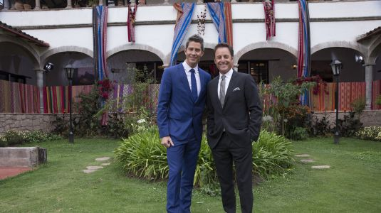 Chris Harrison Thinks Former 'Bachelor' Arie Luyendyk Jr. Will Be 'Such A Great Dad'