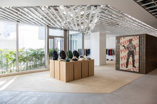 "Visvim to Open Doors to New ""PEERLESS"" Store"