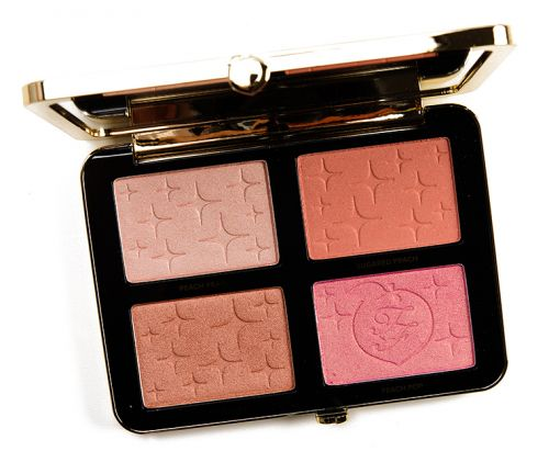 Too Faced Sugar Peach Wet/Dry Face & Eye Palette Review & Swatches