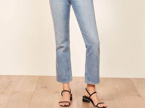 This Is the Perfect $58 Reformation Top to Wear With Jeans