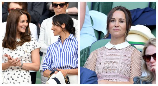 Pippa Middleton Is Reportedly 'Incredibly Jealous' Over Kate's Relationship With Meghan Markle