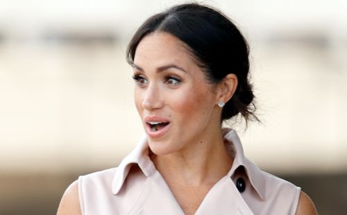 Meghan Markle Reportedly Has To Get Weighed Before And After Eating Christmas Dinner