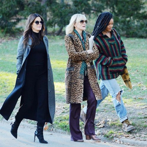 I'm Convinced That Ocean's 8 Is the Next Great Fashion Movie