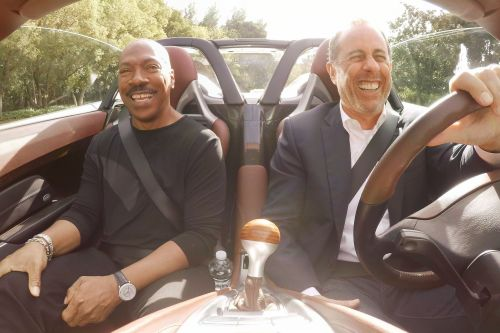 Eddie Murphy takes surprise ride on 'Comedians in Cars Getting Coffee'