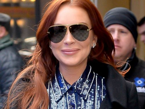 Life's a beach party for Lindsay Lohan, reality TV's queen of the cabanas