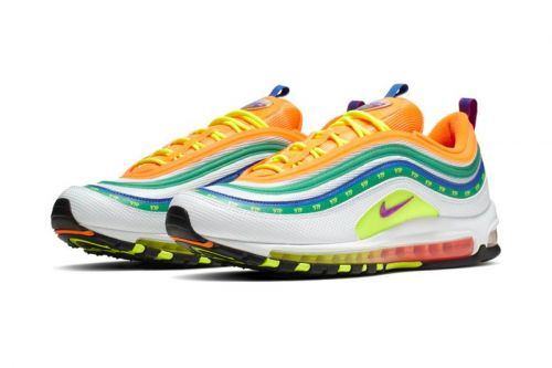 """Nike's Air Max 97 """"London Summer of Love"""" Is a Colorful Homage to the City"""