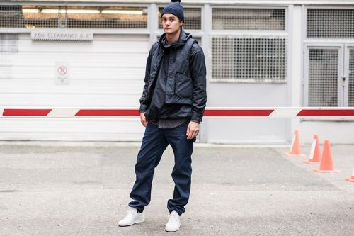 HAVEN Spotlights Engineered Garments and Common Projects in Latest Fall Editorial