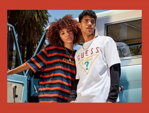 GUESS Originals Makes a Case for Nostalgic Style with Fall '19 Campaign