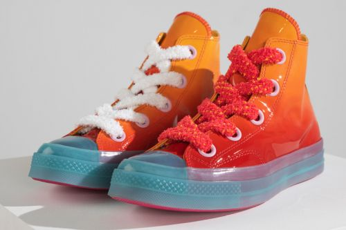 "JW Anderson & Converse Return for Glossy Chuck 70 ""Toy"" Collection"
