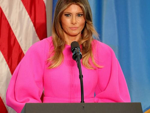 The Difference Between Attacking Melania Trump & Criticizing Her Clothes