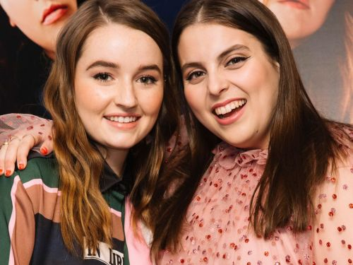"""Booksmart's Beanie Feldstein & Kaitlyn Dever Play """"Who's Most Likely To.?"""""""