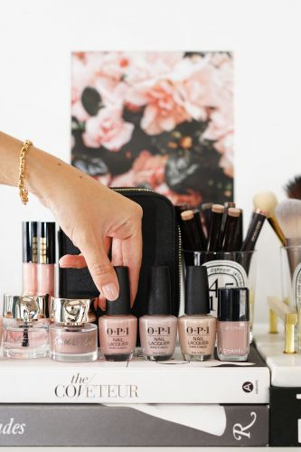 Top 5 Best Nude Nail Polishes