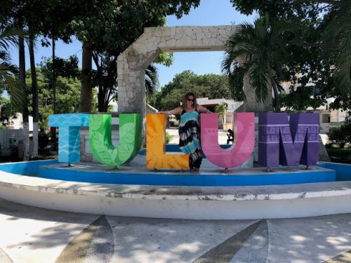 My Recent Trip to Tulum
