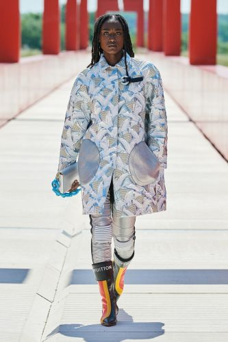 Blast off! Louis Vuitton enters the age of space tourism