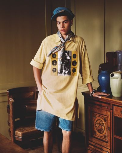 JW Anderson Collaborates with Artists Gilbert & George