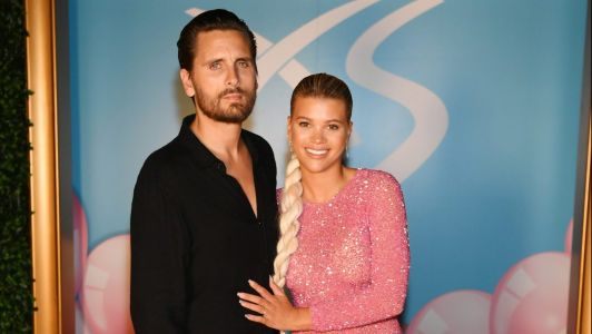 Scott Disick Stayed 'Sober' Throughout Girlfriend Sofia Richie's 21st Birthday Party