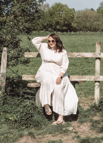 A White Cotton Midi Dress: The Ultimate Summer Staple You Need