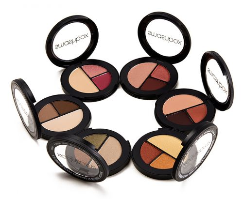Sneak Peek: Smashbox Photo Edit Eye Shadow Trios Photos & Swatches
