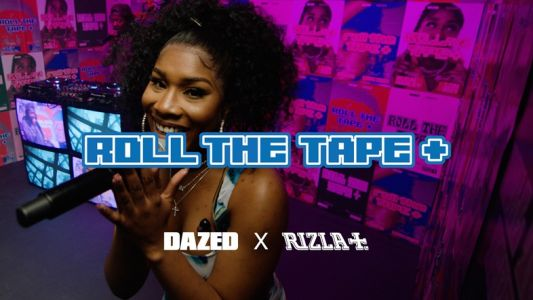 Watch Alicai Harley perform a dancehall banger on Roll The Tape