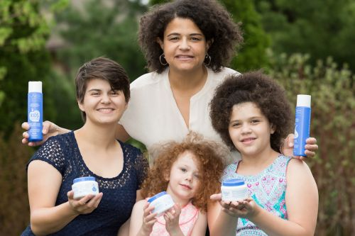 No shampoos worked for my multi-racial daughters - so I made my own