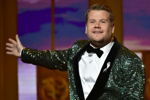James Corden is odds-on favorite to host the Tonys
