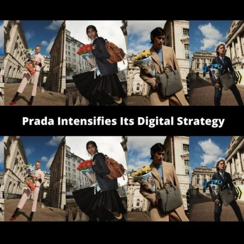 Prada Intensifies Its Digital Strategy
