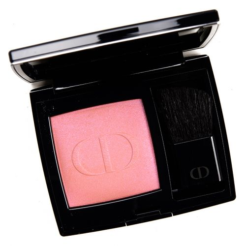 Dior Hologlam (601) Rouge Blush Review & Swatches
