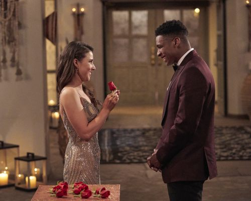 Katie Thurston Reveals If Andrew Spencer Should Be 'The Bachelor' After Regretting Sending Him Home