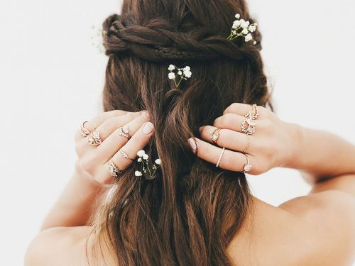 Stunning Stackable Rings for the Modern Bride