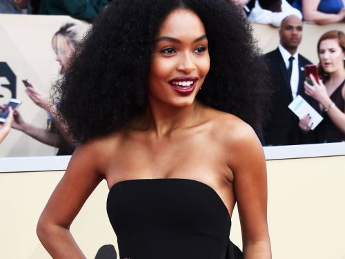 THIS Is How Yara Shahidi Got Diana Ross-Level Curls For The SAG Awards