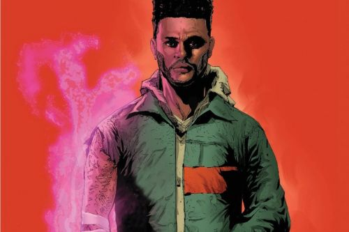 A Look Inside The Weeknd & Marvel's 'Starboy' Comic